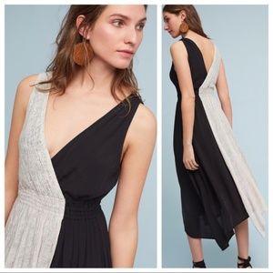 Anthropologie Maeve Elisabel Midi Dress